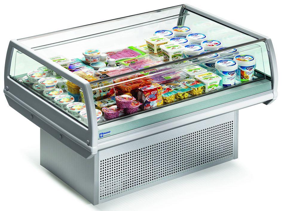 Önkiszolgáló hűtőpultok