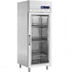 Üvegajtós gasztrós hűtőszekrények