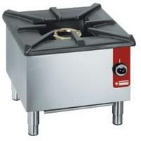 gázzsámoly, 550*550 mm-es edénytartóval