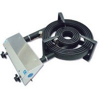 mobil gázégő, 450 mm-es átmérővel