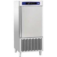 sokkoló hűtő-fagyasztó, 10x GN 1/1 kapacitással, rozsdamentes, +70/-18°C