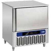 sokkoló hűtő-fagyasztó, 5x GN 1/1 kapacitással, rozsdamentes, +70/-18°C