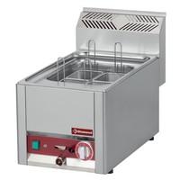 blokkba építhető asztali elektromos GN 1/2-es tésztafőző, 30-100°C