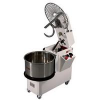 33 literes dagasztógép, 25 kg tésztához, változtatható sebességes