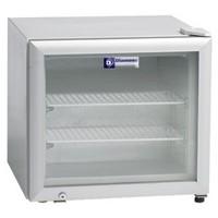 50 literes mélyhűtő, üveg ajtóval, -12/-24°C