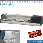 asztali sushi hűtő