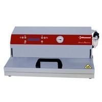 asztali vákuumcsomagoló gép, 28 liter/perc pumpa kapacitással