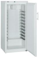491 literes hűtő, ventilációs hűtéssel, teli ajtóval