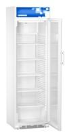 411 literes hűtőszekrény, ventilációs hűtéssel, üveg ajtóval
