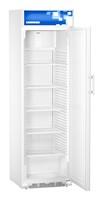 411 literes hűtőszekrény, ventilációs hűtéssel, teli ajtóval