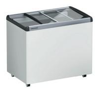 334 literes hűtő láda, üveg tetővel