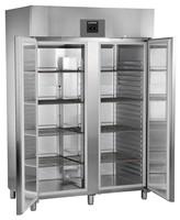 1427 literes mélyhűtő, ventilációs hűtéssel, teli ajtóval