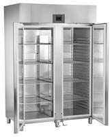1427 literes hűtő, ventilációs hűtéssel, teli ajtóval