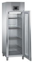 601 literes hűtő, ventilációs hűtéssel, üveg ajtóval