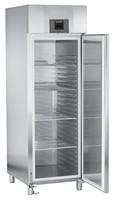 597 literes hűtő, ventilációs hűtéssel, teli ajtóval