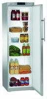 436 literes hűtő, ventilációs hűtéssel, teli ajtóval