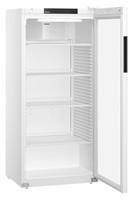 569 literes hűtő, ventilációs, fehér, üvegajtós