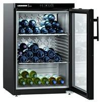 151 literes borhűtő (borklíma), 1 hőmérsékleti zónával