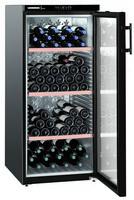 336 literes borhűtő (borklíma), 1 hőmérsékleti zónával