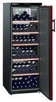 409 literes borhűtő (borklíma), 1 hőmérsékleti zónával