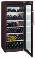 478 literes borhűtő (borklíma), 1 hőmérsékleti zónával, terra színű festett acél burkolattal