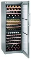 578 literes borhűtő (bortemperáló), 3 hőmérsékleti zónával