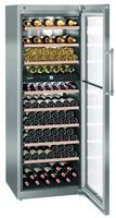 593 literes borhűtő (bortemperáló), 2 hőmérsékleti zónával
