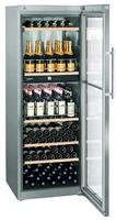 593 literes bemutató borhűtő (bortemperáló), 2 hőmérsékleti zónával