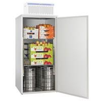 2000 literes mobil hűthető kamra, hűtőegység nélkül, lapraszerelve