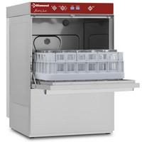 pohármosogatógép, 400x400 mm-es