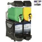 jégkásakészítő gép, 2x10 literes tartállyal