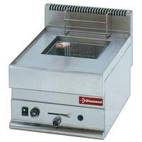 blokkba építhető asztali gázos 1x8 literes fritőz