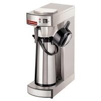 kávégép hosszúkávéhoz, 1 termoszos kifolyóval, manuális vízfeltöltéssel