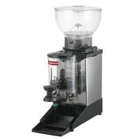 kávédaráló beépített adagolóval, 1 kg-os tartállyal