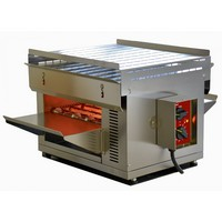 elektromos szalagos sütő, 300x370 mm-es sütőtérrel