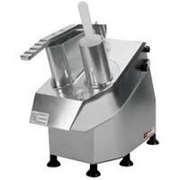 zöldségszeletelőgép, 100-300 kg/óra kapacitással